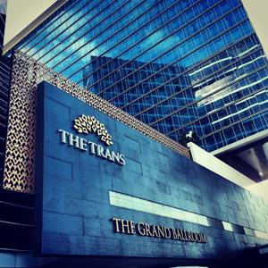 Review The Trans Luxury Hotel Bandung
