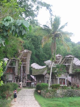 Rumah Tradisional sulawesi selatan